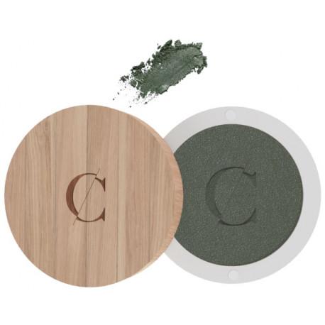 Ombre à paupières No 050 vert bleuté nacré 1.7g Couleur Caramel teinte pigmentée cosmos organic Bio santé sénior