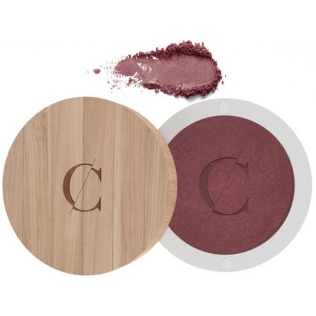 Ombre à paupières N 053 Purple nacré 1.7g Couleur Caramel brun rouge nacré yeux marron foncé maquillage Bio santé sénior