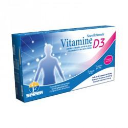 Vitamine D3 30 capsules Fenioux
