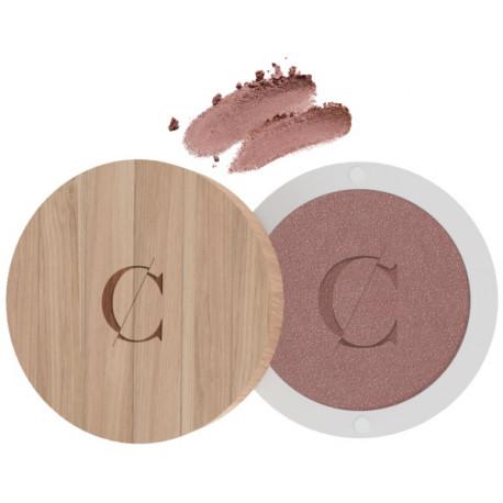 Ombre à paupières No 055 cuivre nacré 1.7g Couleur Caramel pour les yeux marrons maquillage Bio santé sénior