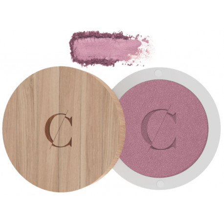 Ombre à paupières No 066 vieux rose nacré 1.7gr Couleur Caramel glamour et lumineuse Bio santé sénior maquillage