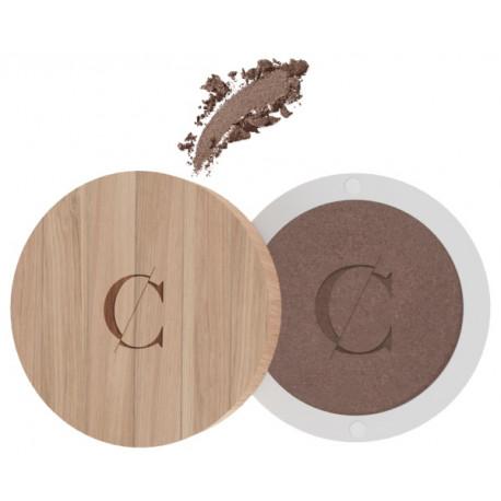 Ombre à paupières No 067 chocolat cuivré nacré 1.7g Couleur Caramel yeux marron charge pigmentaire Bio santé sénior