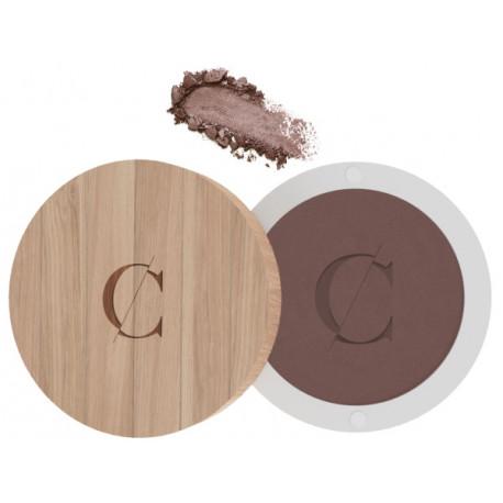Ombre à paupières No 079 Marron Mat 1.7g Couleur Caramel maquillage minéral des yeux Bio sante senior