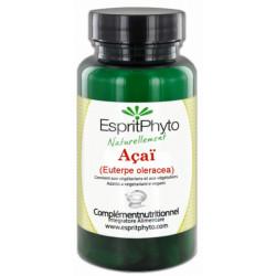 Acai 90 gélules Espritphyto antioxydant Bio santé sénior