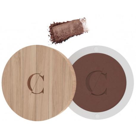 Ombre à paupières No 080 Cacao mat 1.7g Couleur Caramel maquillage des yeux marron ou dégradé Bio santé sénior