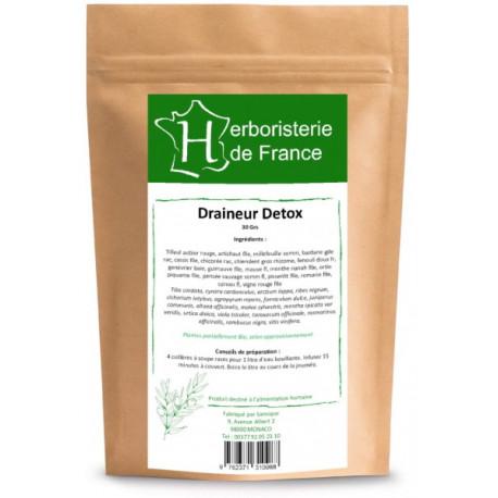 Tisane Draineur Detox 30gr Herboristerie de France