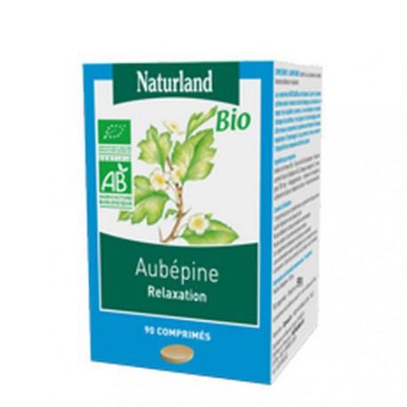 Aubepine Bio 90 comprimés Naturland
