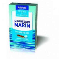 Magnesium marin B6 20 ampoules Naturland
