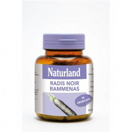 Radis noir - 75 Végécaps - Naturland