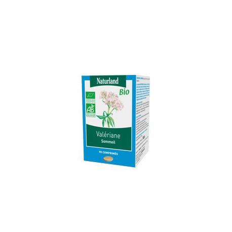 Valériane Bio 90 comprimés Naturland