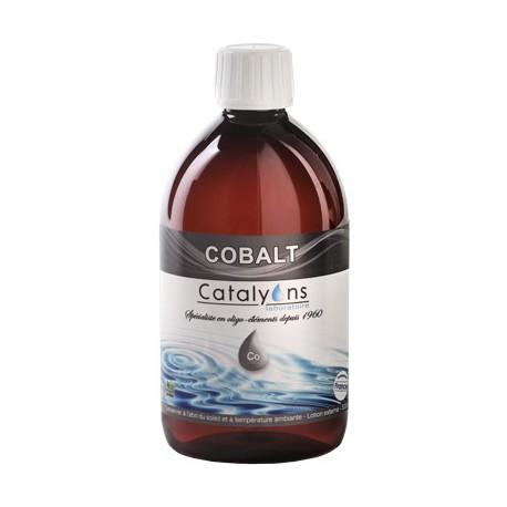 Oligo élément COBALT Catalyons 500 ml