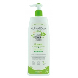 BioLiniment Oléo Calcaire 50% huile d'Olive verte 500 ml Alphanova