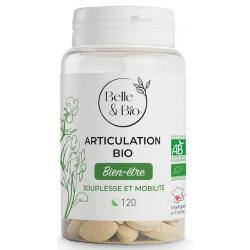 Articulation 200 gélules 66 gr belle et bio - complément alimentaire bio santé senior