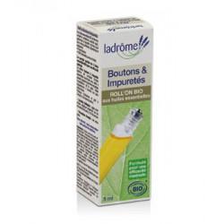 Roll on Boutons et Impuretés 5ml Ladrôme