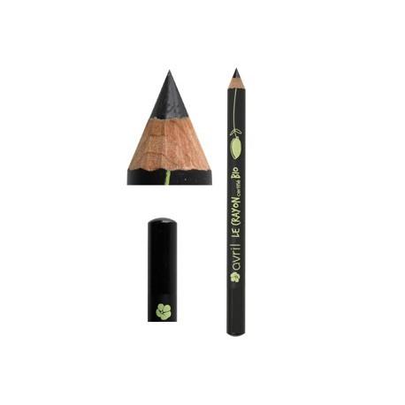 Crayon contour des yeux Charbon 1 gr Avril Beauté - maquillage bio