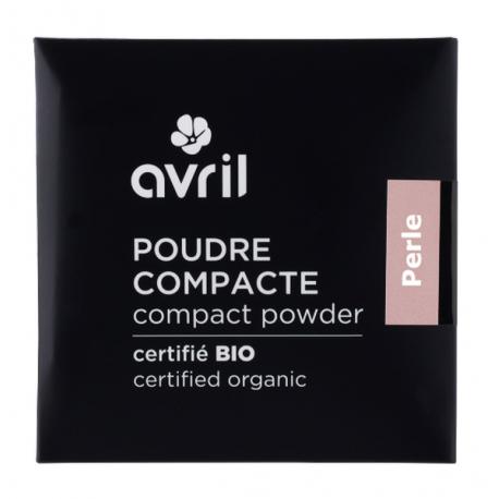Poudre compacte Claire 7 gr Avril Beauté - Maquillage bio