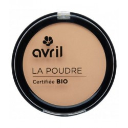 Poudre compacte Nude Naturel 7 gr Avril Beauté - Maquillage bio