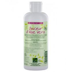Gel hydratant à l'Aloe vera bio 200ml