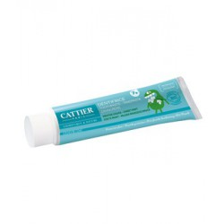 Dentifrice enfants plus de 7 ans protection fluor menthe douce 50 ml Cattier
