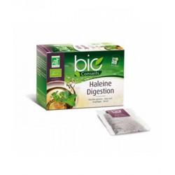Infusion Haleine Digestion bio 20 sachets 28g - Bio Conseils