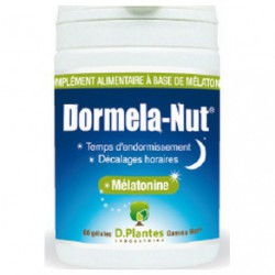 Dormela nut melatonine