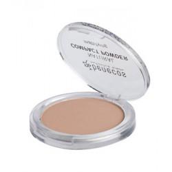 Poudre compacte Sand 9 g Benecos poudre compacte bio maquillage bio santé sénior