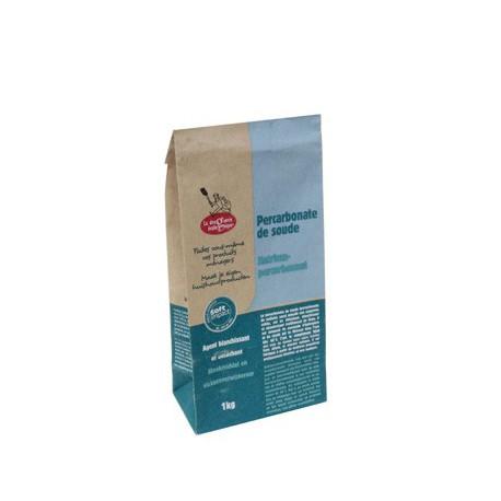 Percarbonate de soude 1kg Droguerie Ecologique