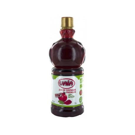Jus de Grenade Premium 100% pur jus 1 litre Vaia