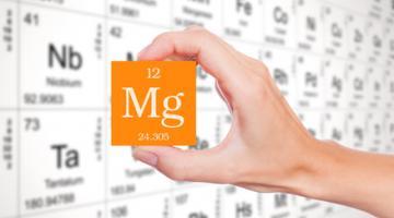 magnesium oligo element bio sante senior