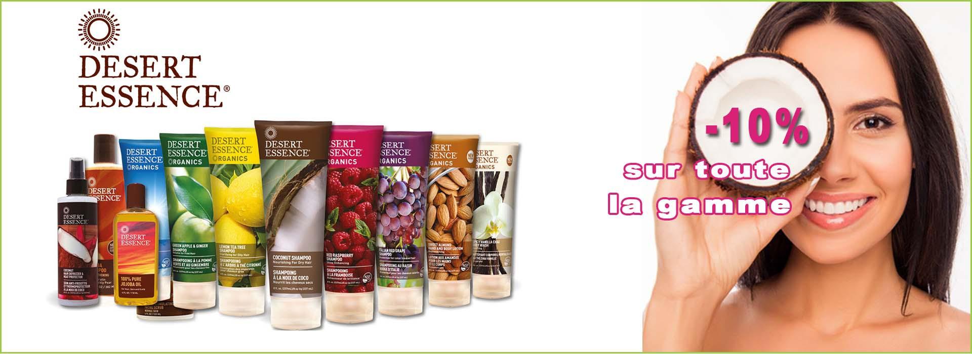 desert essence soins cosmetiques bio