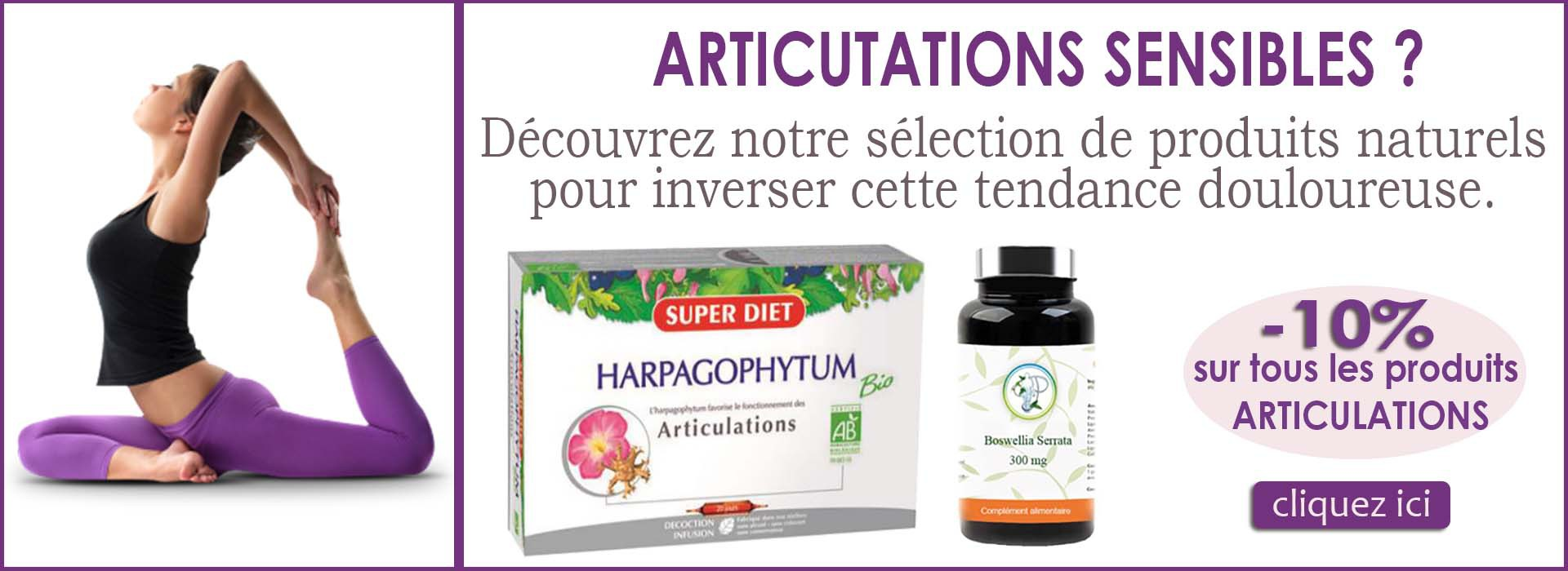 articulations douloureuses